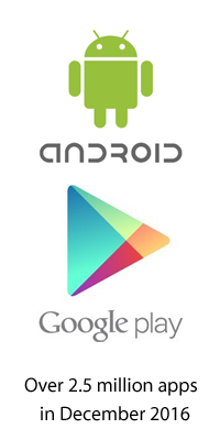 Google Play Mobile Apps