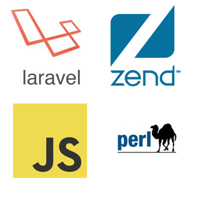 Frameworks for web development services