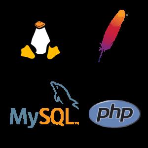 web hosting logos
